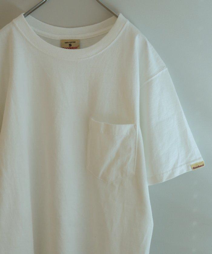 GOODWEAR:別注 REGULAR FIT Tシャツ 画像