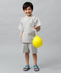 UNITED ARROWS/【WEB限定】男児甚平 5号(5~6歳)/501072989