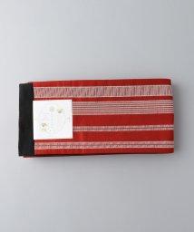 UNITED ARROWS/<KAGUWA>縞 半幅帯/501072996
