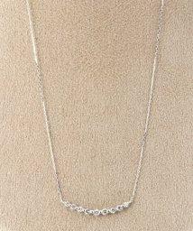 DECOUVERTE/18KWG 0.3ct ダイヤモンド ネックレス/501073149