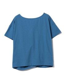 Ray BEAMS/Ray BEAMS / シャーリング バック ツイスト Tシャツ/501052055