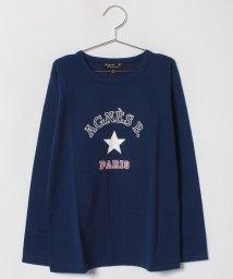 agnes b. ENFANT/SBD5 E TS Tシャツ/501062754