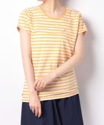 TOMMY JEANS/THDW BASIC STRIPE CN KNIT S/S 15/501062870