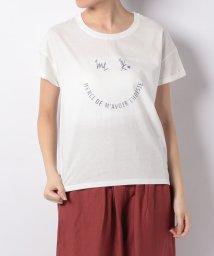 en recre/Special Price【MyLanKa】スマイルモチーフTシャツ/501063576