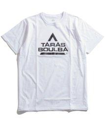 TARAS BOULBA/タラスブルバ/メンズ/半袖ロゴ Tシャツ/501073798