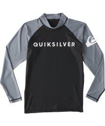 QUIKSILVER/クイックシルバー/メンズ/18SP QS RASH GUARD/501076556