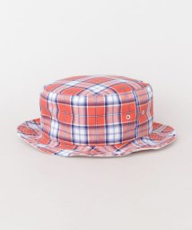URBAN RESEARCH/PART TIME SARVICE MADRAS CHECK REVERSIBLE HAT/501076823