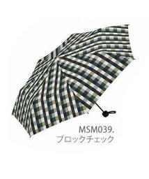 BACKYARD/ワールドパーティー W.P.C #MSM MEN umbrella MINI 紳士用折リタタミ傘/501042136