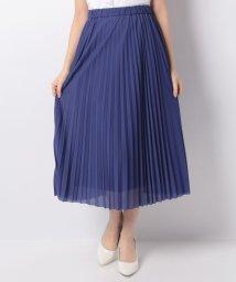 en recre/Special Price【Brahmin】ロングプリーツスカート/501063614