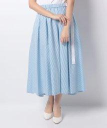 en recre/Special Price【B7】ロングストライプスカート※セットアップ対応商品/501063615