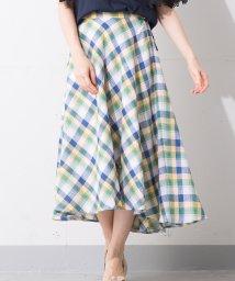 en recre/Special Price【B7】カラーチェックスカート/501063616