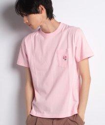 nano・universe/:フラワー刺繍TシャツS/S/501065639
