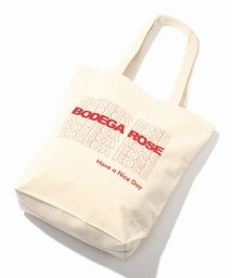 JOURNAL STANDARD/BODEGA ROSE/ボデガローズ: THANK YOU BODEGAトートバッグ/501079501