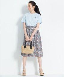 JIYU-KU /【洗える】LIBERTY スカート/501079605