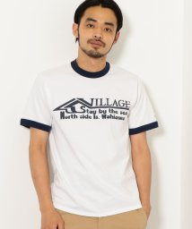 green label relaxing/[ザデイオンザビーチ]  SC★ THE DAY ON THE BEACH WAHIAWA R Tシャツ/501079653