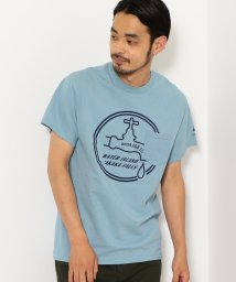 green label relaxing/[ザデイオンザビーチ]  SC★ THE DAY ON THE BEACH  WATERISLAND Tシャツ/501079655
