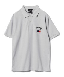 BEAMS MEN/【SPECIAL PRICE】NYC APPLE Polo/501080017