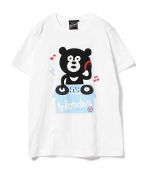 BEAMS MEN/【SPECIAL PRICE】The Wonderful! design works. / DJ Bear Tee/501080019