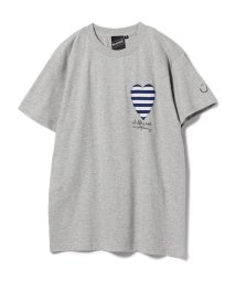 BEAMS MEN/【SPECIAL PRICE】Palm Graphics / Left My Heart Tee/501080021