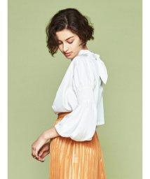emmi atelier/【TVドラマ着用】【emmi atelier】バックワーズシャツ/501080578