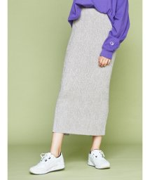 emmi atelier/【emmi atelier】ニットラメスカート/501080614