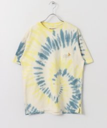 URBAN RESEARCH Sonny Label/MAGIC NUMBER TIE DYE WIDE T-SHIRTS/501081877