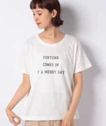SEVENDAYS=SUNDAY /FORTUNEメッセージTシャツ/501077932