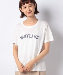 SEVENDAYS=SUNDAY /MARY LANDプリントTシャツ/501077935