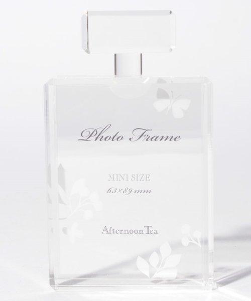 Afternoon Tea LIVING(アフタヌーンティー・リビング)/香水瓶型フォトフレーム/FL8518104262