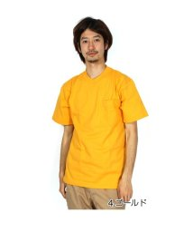 BACKYARD/キャンバー CAMBER #302 POCKET T-SHIRT/501038042