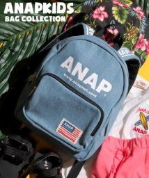 ANAP KIDS/デニムリュックサック/501072415