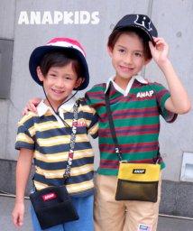 ANAP KIDS/ラガーシャツ/501080723