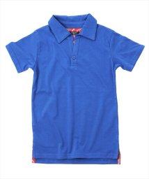 GLAZOS/防臭加工ベーシック半袖ポロシャツ/501083236
