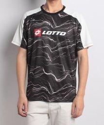 lotto/ロット/メンズ/半袖プラクティスシャツ 昇華/501083559
