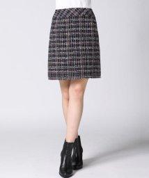 QUEENS COURT/【受注会限定】ファンシータイトスカート/501083591