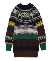 FURFUR/MIXノルディックセーター/501085961