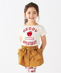 apres les cours / REDDY APPLESEED/apple ドッキングワンピース/501082723