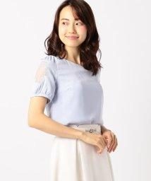MISCH MASCH/刺繍袖ブラウス/501013746