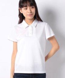 CARA O CRUZ/【特別提供品】ベーシックポロシャツ/501035743