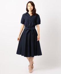 MISCH MASCH/シャツ衿ワンピース/501053230