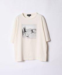 agnes b. FEMME/SBP4 TS Tシャツ/501083166