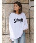 Ungrid/Schott別注ロングスリーブTee/501088999