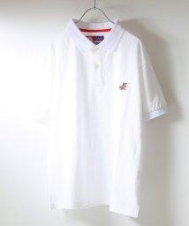 JOURNAL STANDARD relume Men's/UNIVERSITY OF FLORIDA×relume / 別注フロリダ大学 刺繍ポロシャツ/501089663