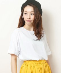 framesRayCassin/刺繍ロゴゆるT/501089962