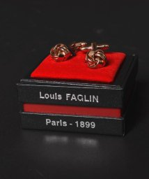 SHIPS MEN/LOUIS FAGLIN: アモーレ ピンク シャンペン カフスリンクス/501091107