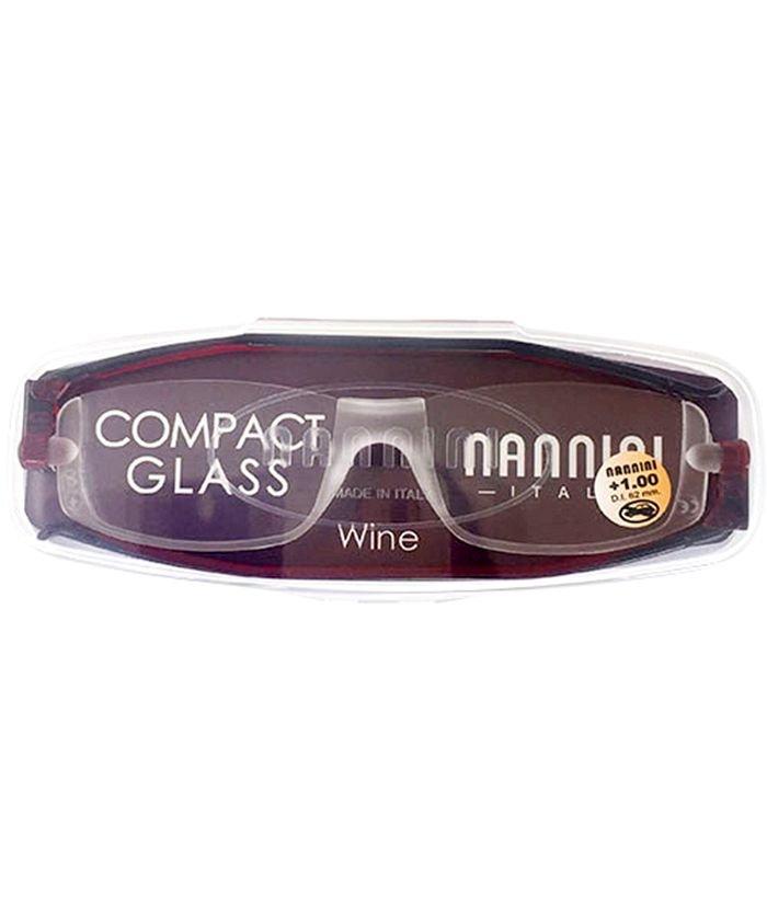 バックヤードファミリー NANNINI ナンニーニ コンパクトグラス2 ユニセックス ワイン +1 【BACKYARD FAMILY】