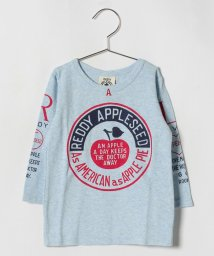 apres les cours / REDDY APPLESEED/7分袖Tシャツ/501082718