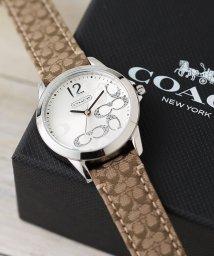 COACH/COACH レディース時計 ニュークラシックシグネチャー 14501620/501084054