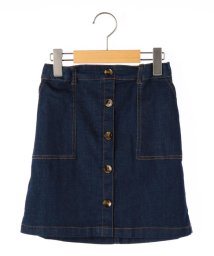 SHIPS KIDS/SHIPS KIDS:Aライン デニム スカート2(140~150cm)/501092956