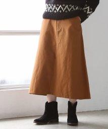 coen/SMITH(スミス)ロングフレアスカート/501093534